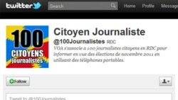 VOA Launches Citizen Journalism Project in Congo