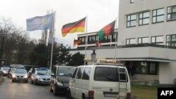 Các đại biểu trên khắp thế giới tề tựu về Bonn, nước Đức, để dự hội nghị về tương lai của Afghanistan, 4/12/2011