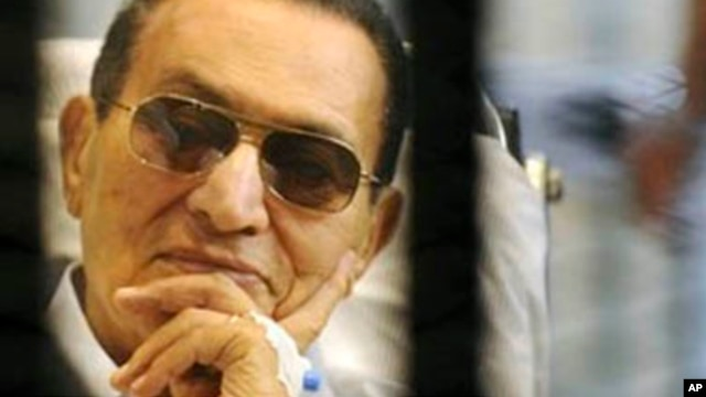 Hosni Mubarak, who ruled Egypt as president for almost 30 years, was ousted in 2011 and accused of collusion in the killing of nearly 900 anti-government protesters.