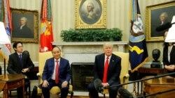 Điểm tin ngày 13/10/2021 - Cựu đại sứ Mỹ tiết lộ câu chuyện 'sau cánh gà' cuộc gặp Trump-Phúc