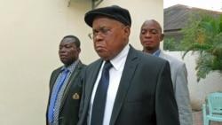Felix Tshisekedi au micro de Top Congo
