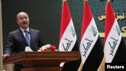 برهم صالح، رئیسجمهور جدید عراق