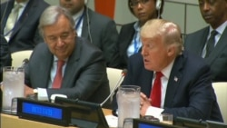 Trump Reaffirms US Commitment to UN Reforms