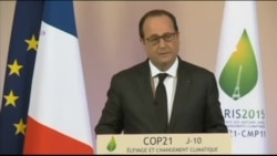 François Hollande exprime sa solidarité avec le Mali après l'attaque du Radisson