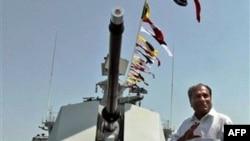 Հնդկաստանի պաշտպանության նախարար Ա.Կ.Էնթոնի