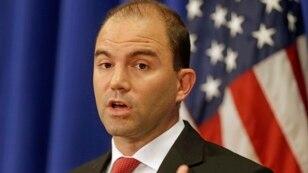 بن رودز، معاون مشاور امنیت ملی ایالات متحده