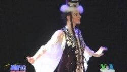Ipak Yo'li raqs festivali/Silk Road Dance Festival in Maryland/Washington DC