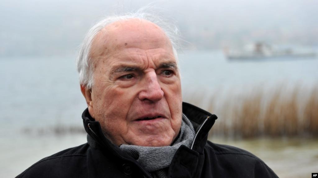 Vdes Helmut Kohl, arkitekti i ribashkimit të Gjermanisë