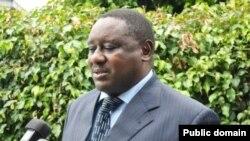 Dr. Jean Minani ni we umukuru w'urunani CNARED