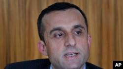 امر الله صالح، رئیس پیشین ریاست امنیت ملی افغانستان