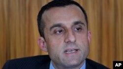 امرالله صالح چندی پیش به صفت وزیر دولت در امور اصلاحات سکتور امنیتی گماشته شده بود
