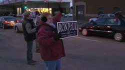 As Caucus Nears, Republican Candidates Woo Iowa voters