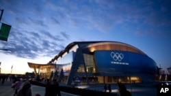 The Richmond Olympic Oval has received numerous awards for green building design. Builders salvaged wood damaged by a pine-beetle infestation.