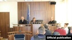 Gjykata themelore në Ferizaj