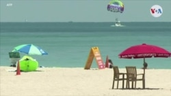 VOA: Florida extrema medidas de control