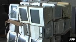 Eski Elektronik Aletlerin Oluşturduğu Çöp Yığınları Büyüyor