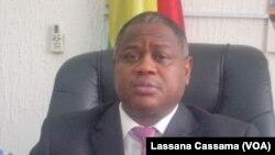 Mamadu Saido Baldé, presidente do Supremo Tribunal de Justiça, Guiné-Bissau