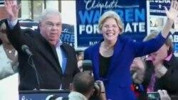 သမၼတေလာင္းၿပိဳင္ေရး Elizabeth Warren ရဲ႕ ေျခလွမ္း