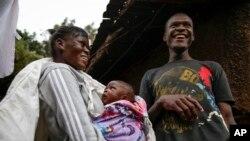 Mulheres grávidas no Quénia