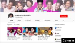 Canal Crespa_Universitária no You Tube