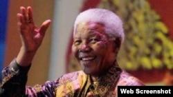 前南非總統曼德拉(資料圖片)