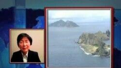 VOA连线:中日岛屿争端最新进展