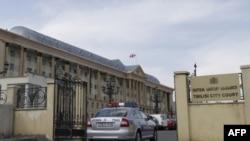 Здание Тбилисского суда