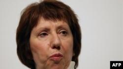 Верховний комісар ЄС із зовнішньої політики Кетрін Ештон