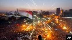 Mısır'da Dev Protesto Gösterileri Devam Ediyor