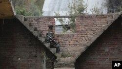یورپی قانون سازوں کے دورے سے پہلے پیر کے روز جموں و کشمیر میں ایک گرینیڈ حملے میں کئی افراد زخمی ہو گئے تھے۔ (فائل فوٹو)