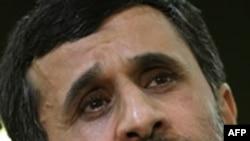 Tổng thống Iran Ahmadinejad