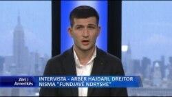 """""""Fundjavë Ndryshe"""", Intervistë me Drejtorin Ekzekutiv të nismës, Arbër Hajdari"""