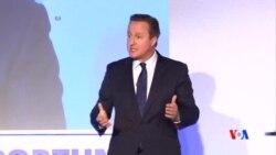 2016-04-10 美國之音視頻新聞: 巴拿馬文件曝光後英國閣揆面臨辭職壓力