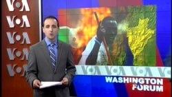 Washington Forum du 14 mai 2015 : le Burundi à la croisée des chemins