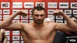 Juara dunia WBC Vitali Klitschko akan melawan penantangnya Odlanier Solis 19 Maret mendatang di Jerman.