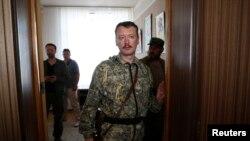 Липень 2014-го, Стрєлков-Гіркін у Донецьку.