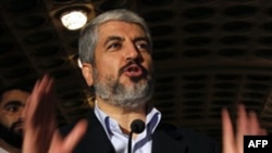 Chủ tịch Hamas Khaled Meshaal