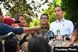 Presiden Joko Widodo yakin Kementerian BUMN dan Kementerian Keuangan bisa menyelesaikan kasus gagal bayar yang terjadi di Jiwasraya.(Foto: dok/Biro Pers)