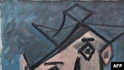 «Голова женщины» Пикассо