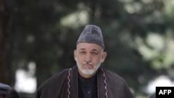Tổng thống Afghanistan Hamid Karzai