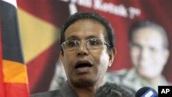 Ông Taur Matan Ruak đã giành chiến thắng trong cuộc bầu cử tổng thống ở Ðông Timor
