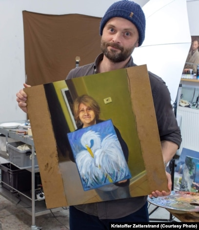 How One Mom's Painting Started A Worldwide Painting Party