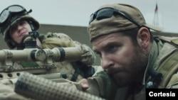 Cuplikan gambar dari film 'American Sniper'