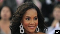 Actress Vivica A. Fox in Los Angeles, California in 2009.