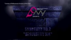 "Gustav Mahler Symphony No. 2 ""Resurrection"""