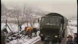 智利和阿根廷撤離科帕韋火山週邊居民