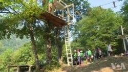 BORAČKO JEZERO: Izviđački kamp bez granica i predrasuda