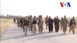 Peşmergeler'den IŞİD'e Yeni Saldırılar