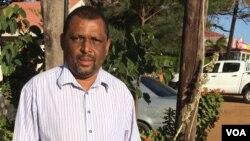 Amade Abdul Osmane, Presidente do Conselho Empresarial da Província de Inhambane.