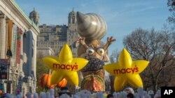 Святковий парад крамниці Macy's в Нью-Йорку (2015)